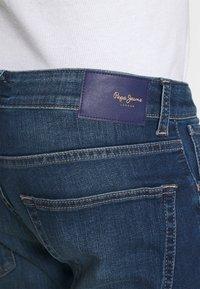 Pepe Jeans - CASH 5 PKT - Džíny Slim Fit - denim - 4