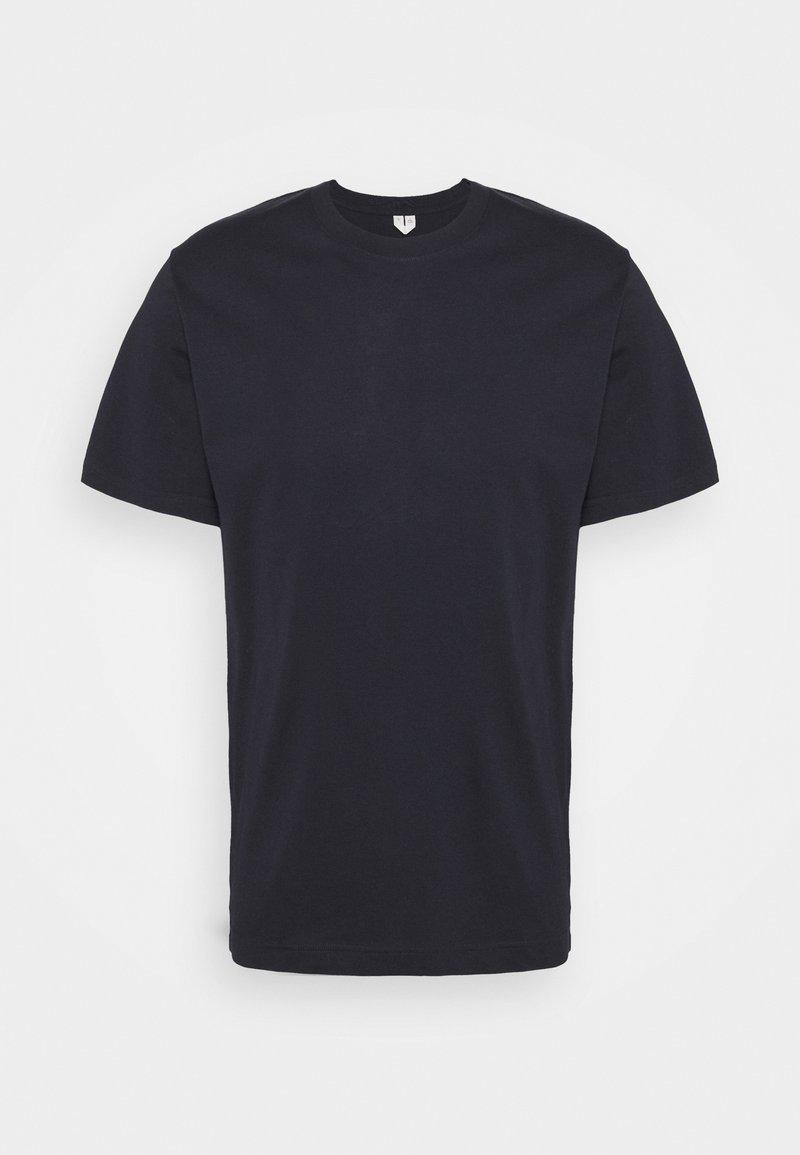 ARKET - Basic T-shirt - dark blue