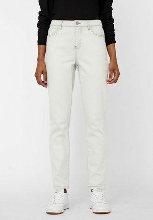 NMOLIVIA - Straight leg jeans - light blue denim