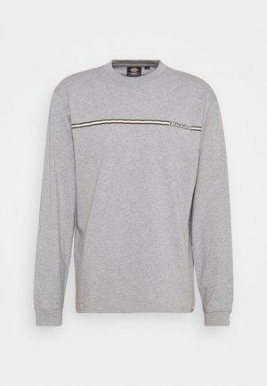 SPARKMAN TEE  - Langærmede T-shirts - grey melange
