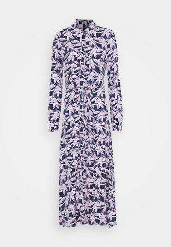 YASJOSEPHINE LONG DRESS - Robe chemise - dark navy