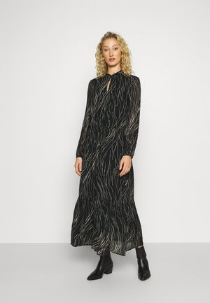PICAIW LONG DRESS - Maxi dress - black