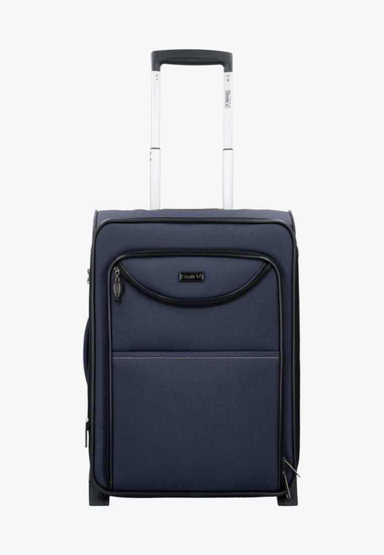 Stratic - PURE S  - Wheeled suitcase - navy