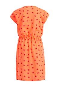 WE Fashion - MET KRABDESSIN - Day dress - bright orange - 4