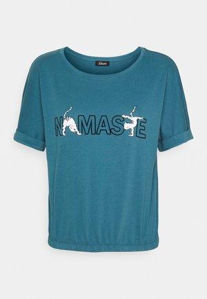 YAMASTE  - Pyjamas - bleu canard