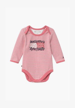 BABY STRIPE - Body - pink