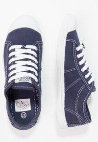 Le Temps Des Cerises - BASIC - Sneakersy niskie - indigo - 3