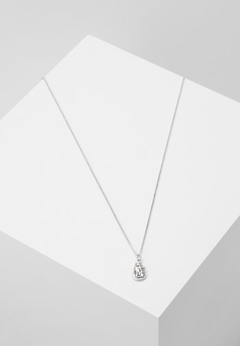 OUR LADY PENDANT - Necklace - silver