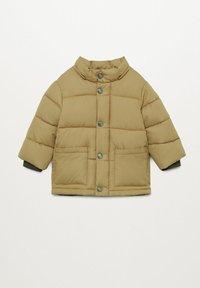 Mango - LUCA - Winter jacket - okker - 2