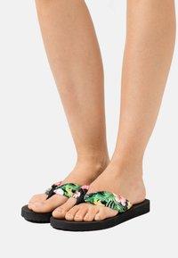 flip*flop - TUBE TROPICS - T-bar sandals - black - 0