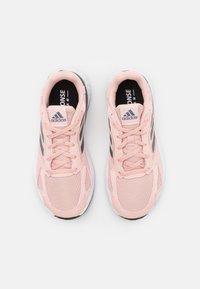 adidas Performance - RESPONSE RUN - Neutrální běžecké boty - vapour pink/iron metallic/core black - 3