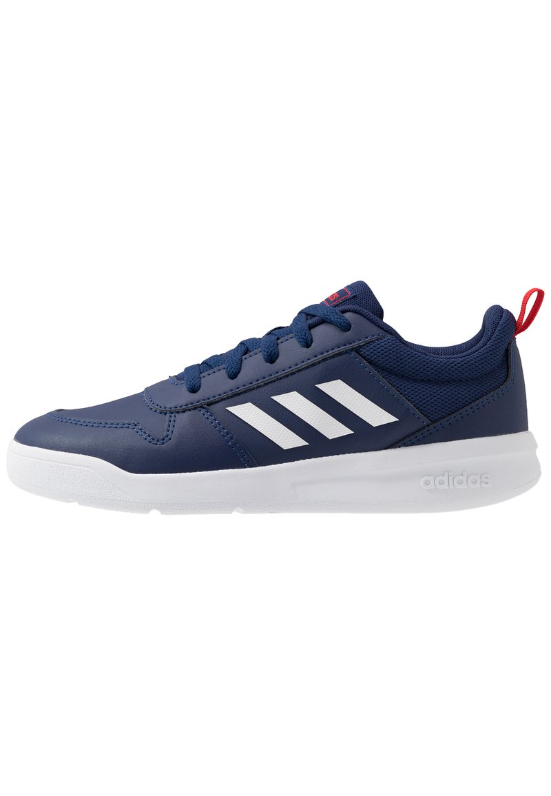 adidas Performance - VECTOR K UNISEX - Sports shoes - dkblue/ftwwht/actred