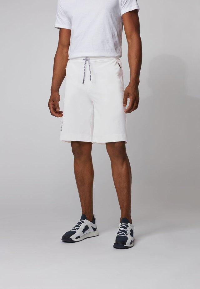 HEADLO TOKYO - Pantalon de survêtement - white