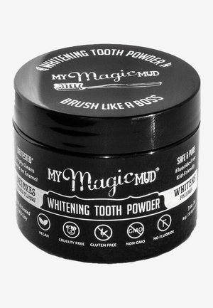 ACTIVATED CARBON TOOTHPOWDER 30G - Munhygien - -