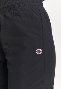 Champion - CARGO PANTS ROCHESTER - Pantaloni sportivi - black - 4