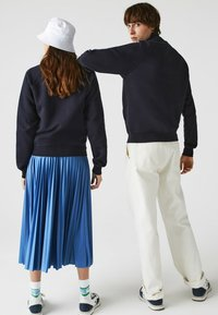 Lacoste - Zip-up sweatshirt - navy blau - 3
