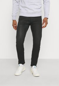 Replay - WILLBI - Jeans Tapered Fit - black - 0