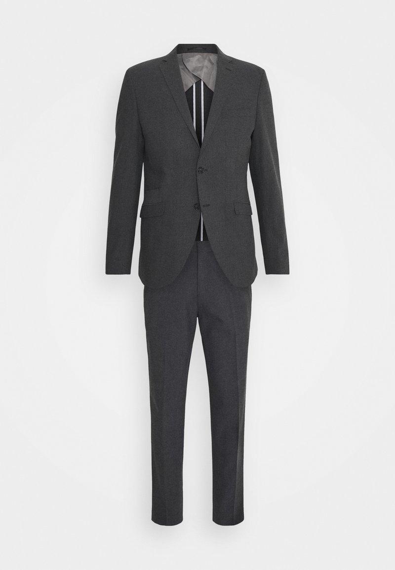 Selected Homme - SLHMATTHEW  - Suit - dark grey/structure