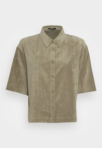 Opus - FORDA  - Button-down blouse - soft moss - 3