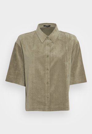 FORDA  - Button-down blouse - soft moss