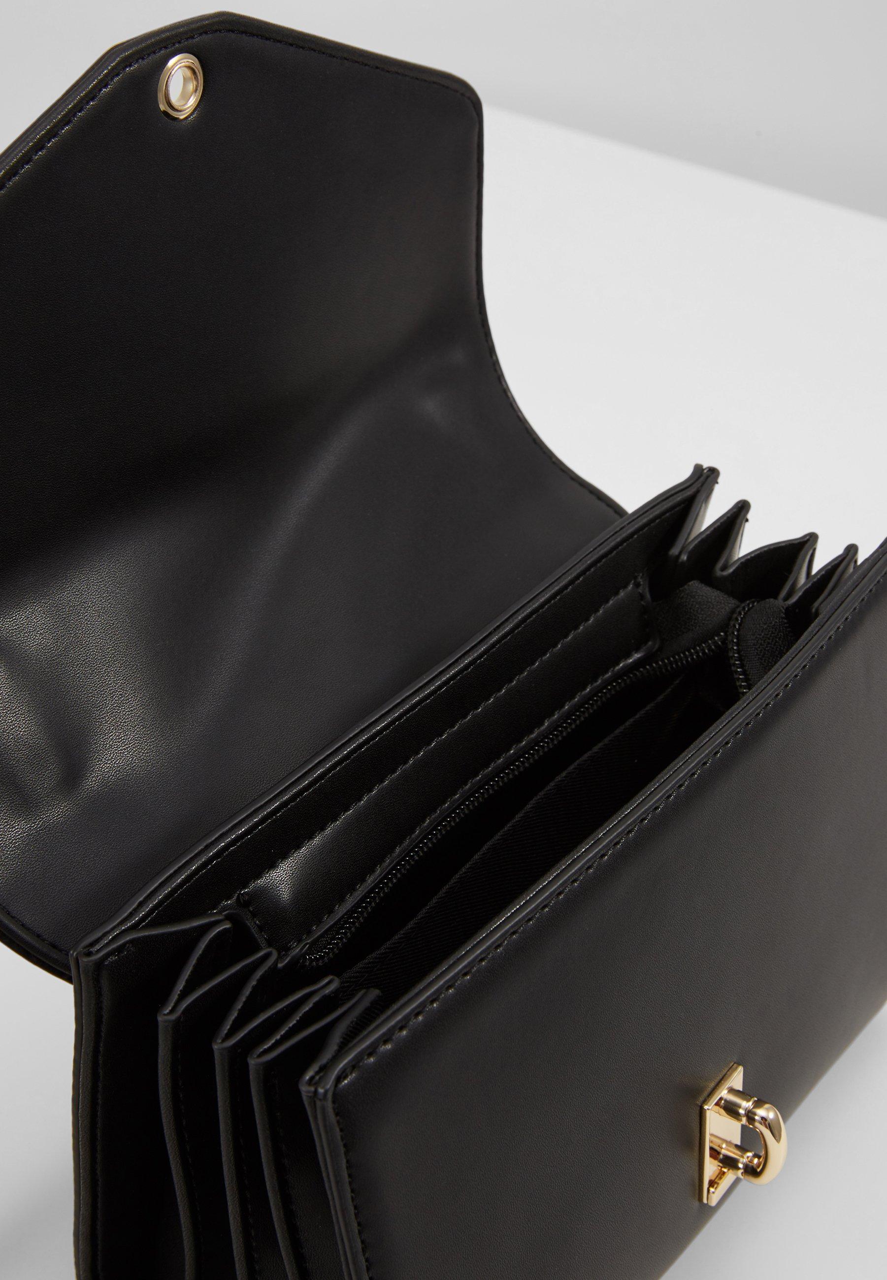 Seidenfelt KISA - Skulderveske - black/svart gJFb8sU2eYkrTk1