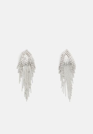 PCYLLA EARRINGS - Earrings - silver-coloured