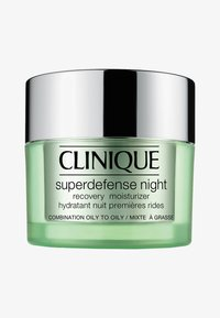 Clinique - SUPERDEFENSE NIGHT RECOVERY MOISTURIZER TYP 3 + 4  - Night care - - - 0