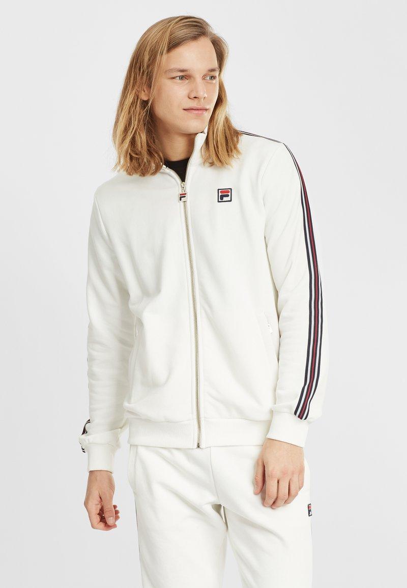 Fila - Sportovní bunda - blanc de blanc