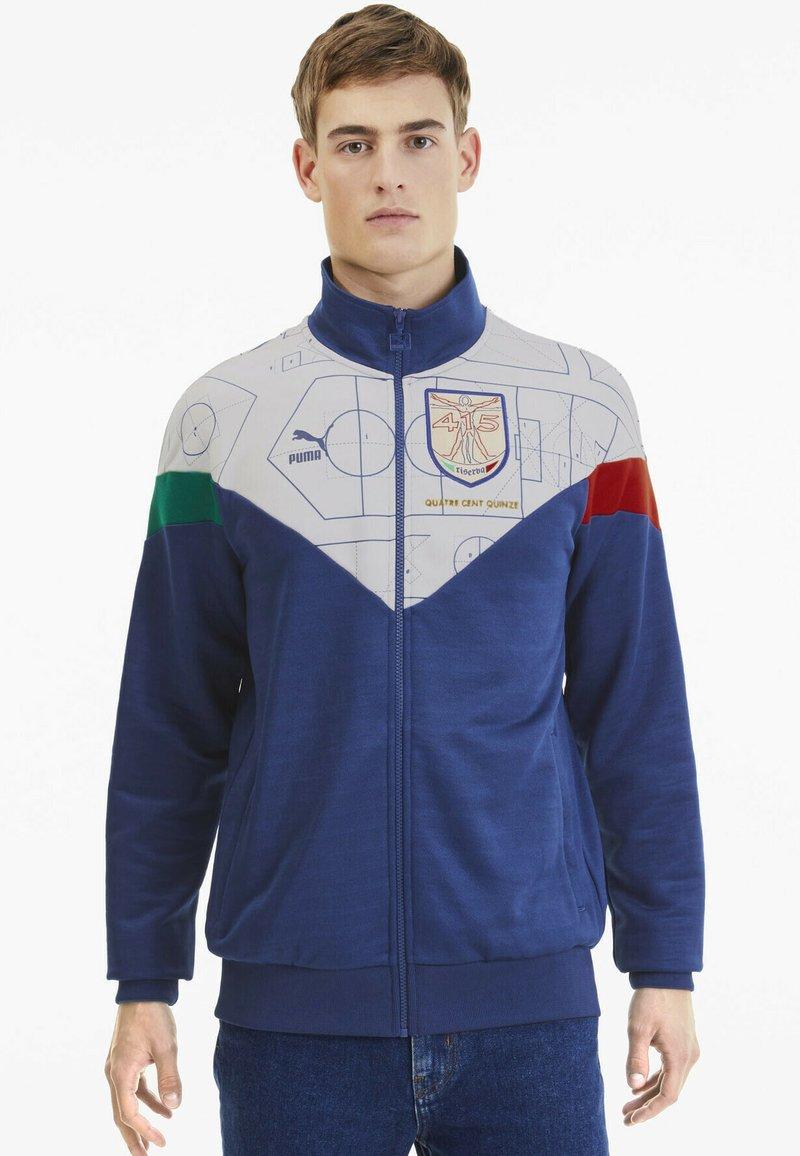 Puma - Sweater met rits - birch-limoges
