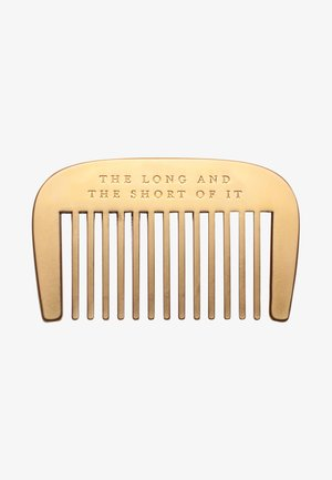 BEARD COMB - Pennelli - the long & short of it
