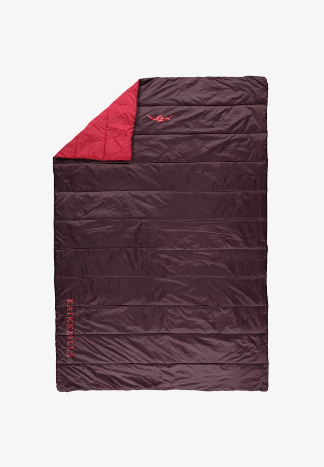 LENTIIRA - Sleeping mat - wine