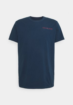 RAMON - Jednoduché triko - scout blue