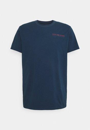 RAMON - T-shirt - bas - scout blue