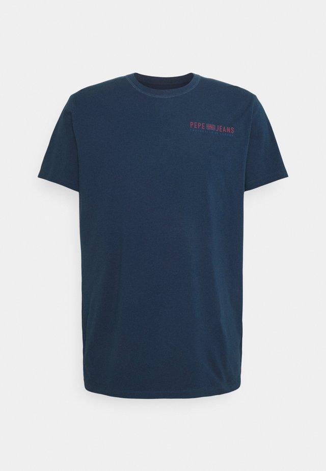 RAMON - Basic T-shirt - scout blue