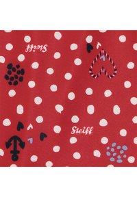 Steiff Collection - STEIFF COLLECTION UV SHIRT MIT UV-SCHUTZ - Rash vest - tango red - 2
