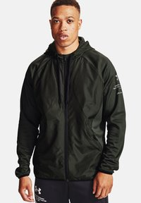 Under Armour - Winter jacket - baroque green - 0