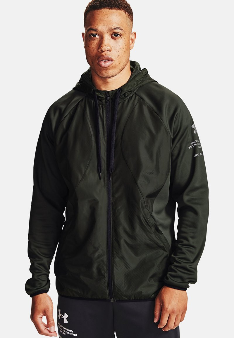 Under Armour - Winter jacket - baroque green