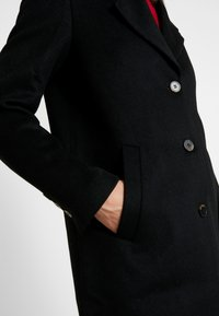 Selected Femme - SLFSASJA COAT - Classic coat - black - 5