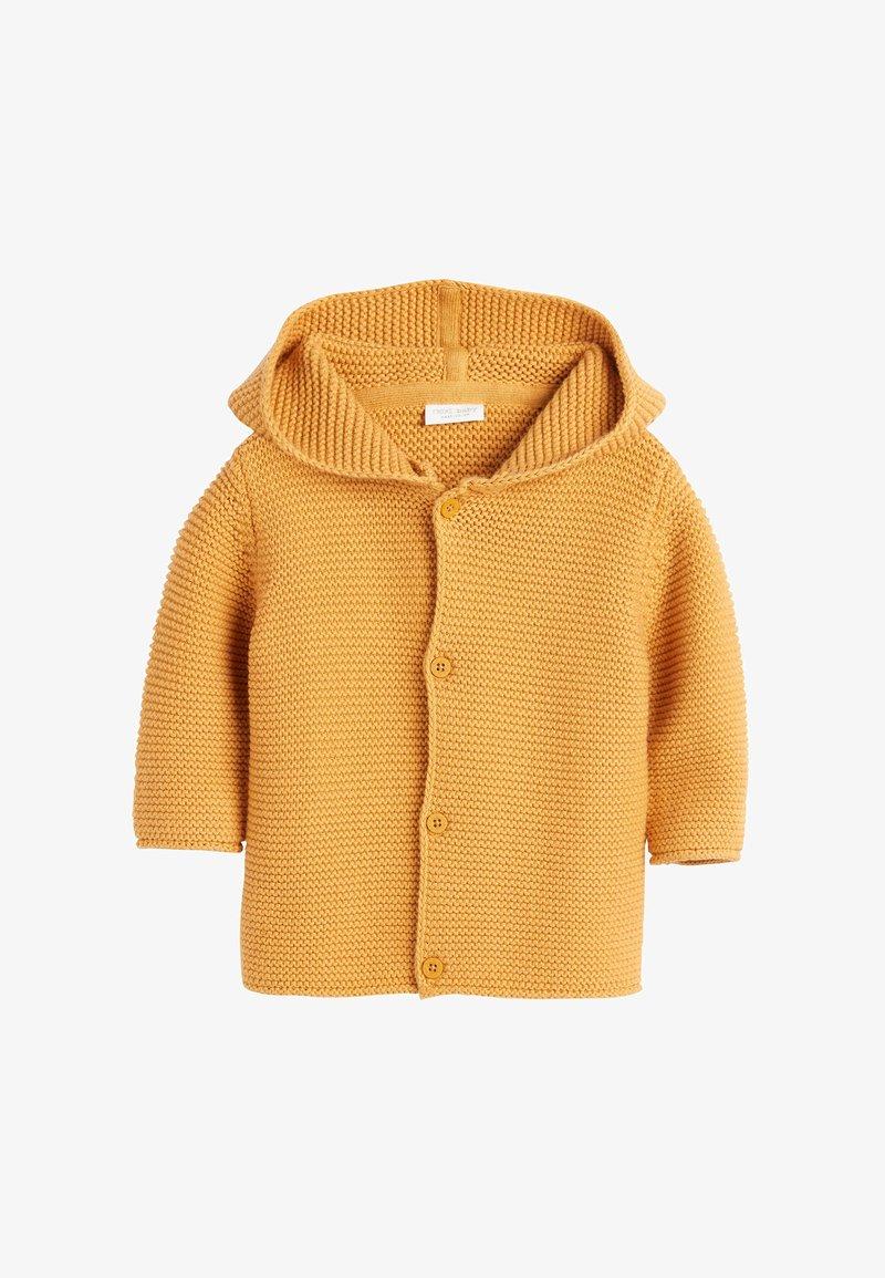 Next - BEAR  - Cardigan - yellow