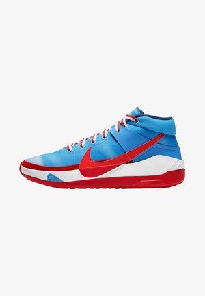 Chaussures de basket - marine/rot