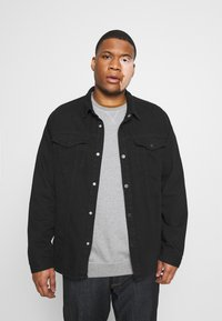 Jack´s Sportswear - JACKET - Spijkerjas - keep black - 0