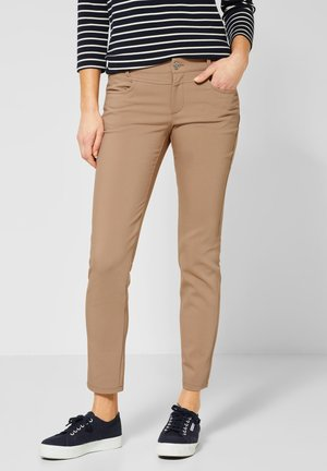 YULIUS - Trousers - brown