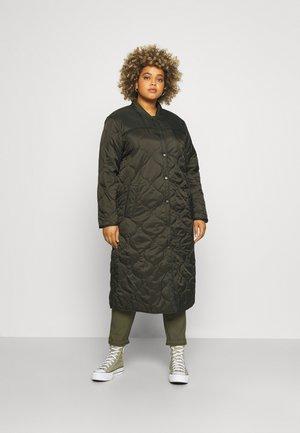 VMBRIDGETDOLLY LONG JACKET - Klassinen takki - peat