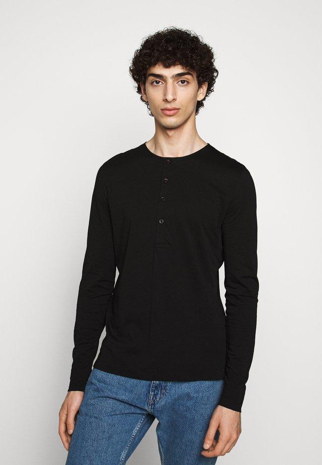 CAPPE - Langarmshirt - black