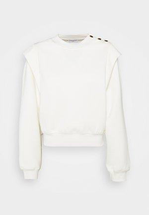 TEACHER - Sweater - ecru
