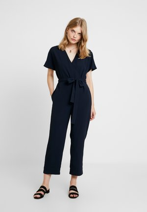 EASY DRAPE - Tuta jumpsuit - navy