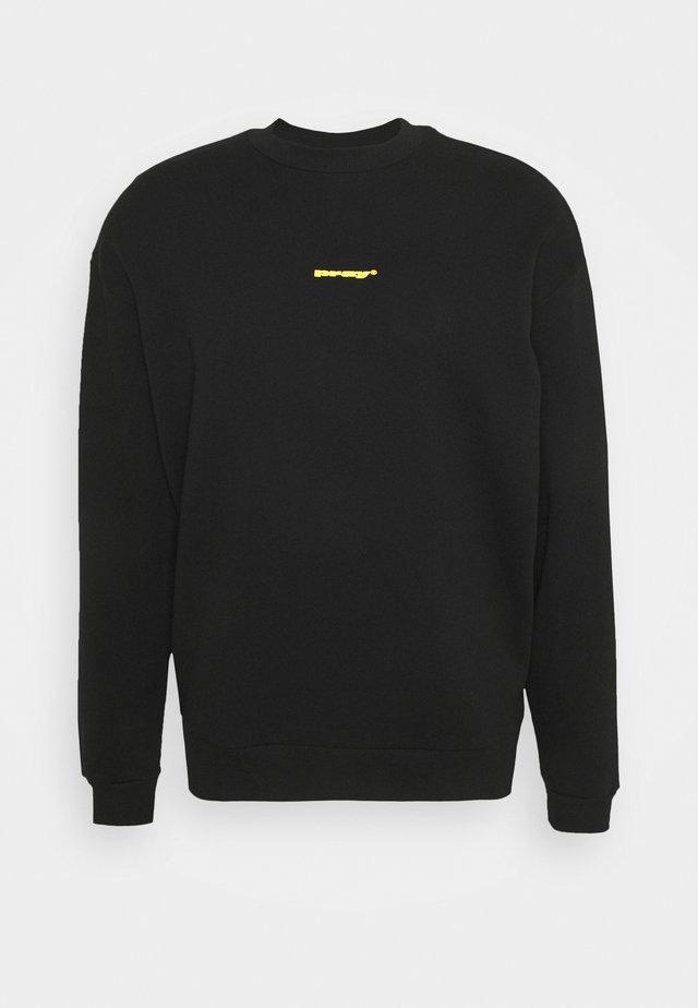 FADE UNISEX - Sweatshirt - black