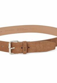 BOSS - SERGE - Belt - brown - 4