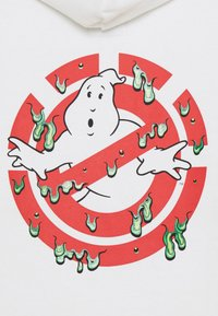 Element - GHOSTBUSTERS X ELEMENT PHANTASM HOOD BOY - Hoodie - optic white - 2