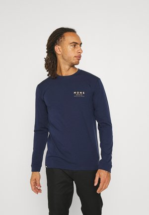 ICON - Long sleeved top - navy